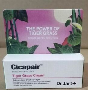 DR-JART-Cicapair-Tiger-Grass-Cream-NEW-IN-BOX-Deluxe-Travel-Size-0-17oz-5-ml