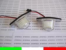 HONDA JAZZ ODYSSEY STREAM INSIGHT 5P LAMPADE TARGA LED NO ERRORE CANBUS G1C7
