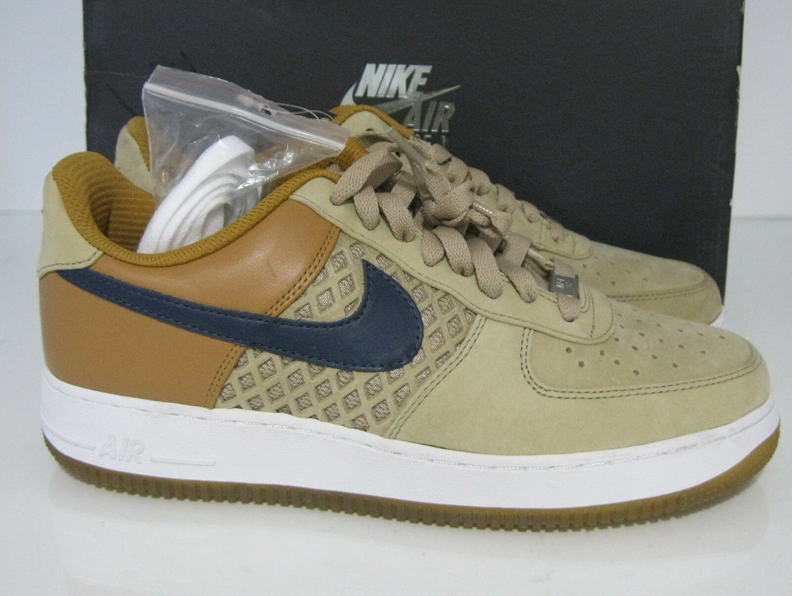 New Nike Air Force 1 318775 241 Sneakers shoes Size 8
