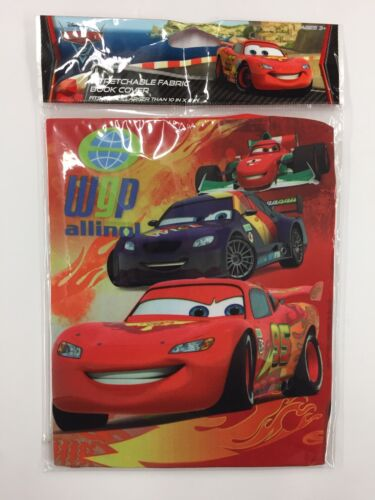 disney cars book covers stretchable fabric shelf7o