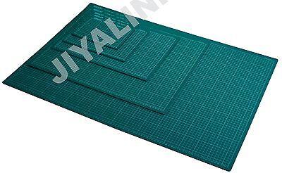 Amtech A1 A2 A3 A4 OR A5 Self Healing Grid Cutting Mat /& Rotary Cutter 45mm