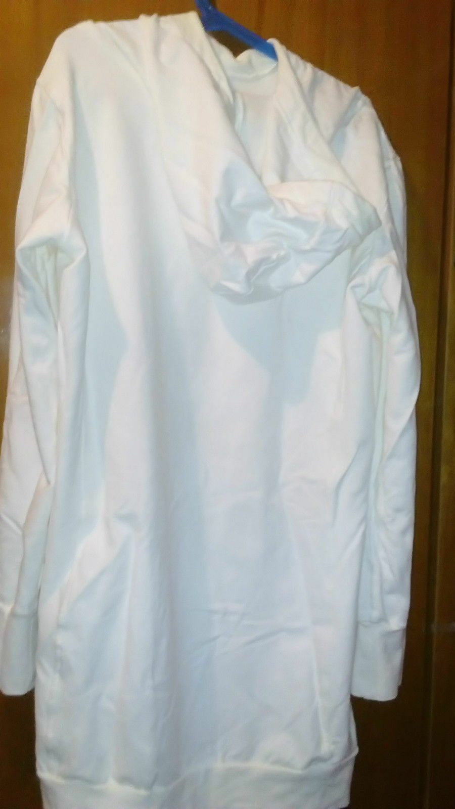 Freddy Clothing Sweatshirt Hoodie Longline Longline Longline Dress Neon 80's Collection Medium ea6096