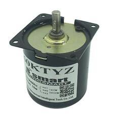 Bringsmart 60ktyz 25rpm 110v Ac Motor Low Speed Mini Gearbox Electric Motor