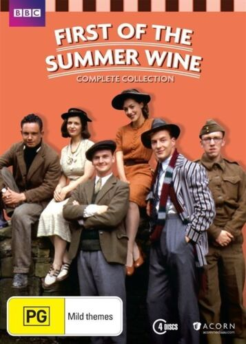 1 of 1 - First Of The Summer Wine - Complete Collection (4 DVDs R4)