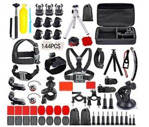 Gopro-Hero-Camera-d-039-action-Accessoires-216-en-1-Kit-pour-Gopro-8-7-6-5