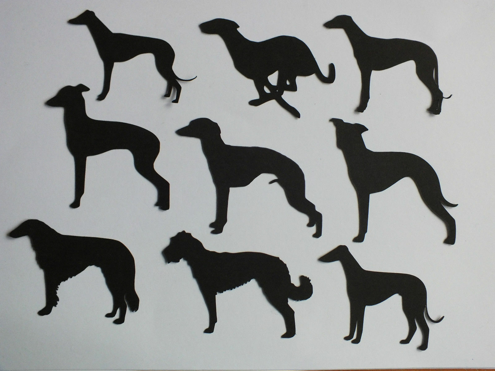 Whippet.lurcher  TOTE BAG  designer fabric Lined Italian greyhound