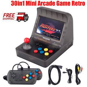 NEW-Mini-Arcade-Game-Retro-Tiny-Video-Game-Arcade-Cabinet-30-Classic-Video-Games