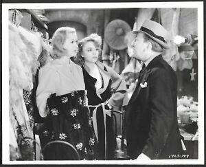 Patricia-Ellis-Iris-Adrian-LOT-2-ORIGINAL-1930s-Doubleweight-Promo-Photos
