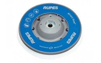Fiducioso Rupes 980.027n Backing Pad For Rupes Lhr15 And Lhr12e Polisher - 125mm Type Grey