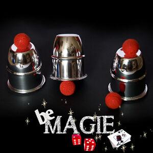 Gobelets-magiques-Aluminium-Balles-Tour-de-magie
