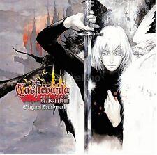 NEW 0829-30 2 CD Castlevania Aria & Dawn of Sorrow Gameboy Advance SOUNDTRACK