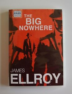 The-Big-Nowhere-by-James-Ellroy-MP3CD-Audiobook