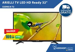 "ARIELLI TV LED HD Ready 32"" 32DN5/6 T2"