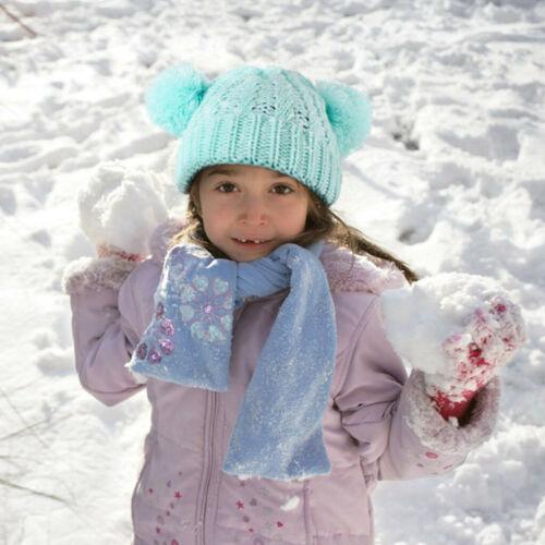 Toddler Infant Kids Baby Girls Boys Cute Winter Warm Crochet Knit Hat Beanie Cap