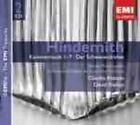 Hindemith: Kammermusik 1-7; Der Schwanendreher (CD, Oct-2007, 2 Discs, EMI Classics)