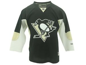 huge discount ca093 ed22b Details about NHL Kids Youth Size Pittsburgh Penguins Reebok Stitched  Jersey New With Tags