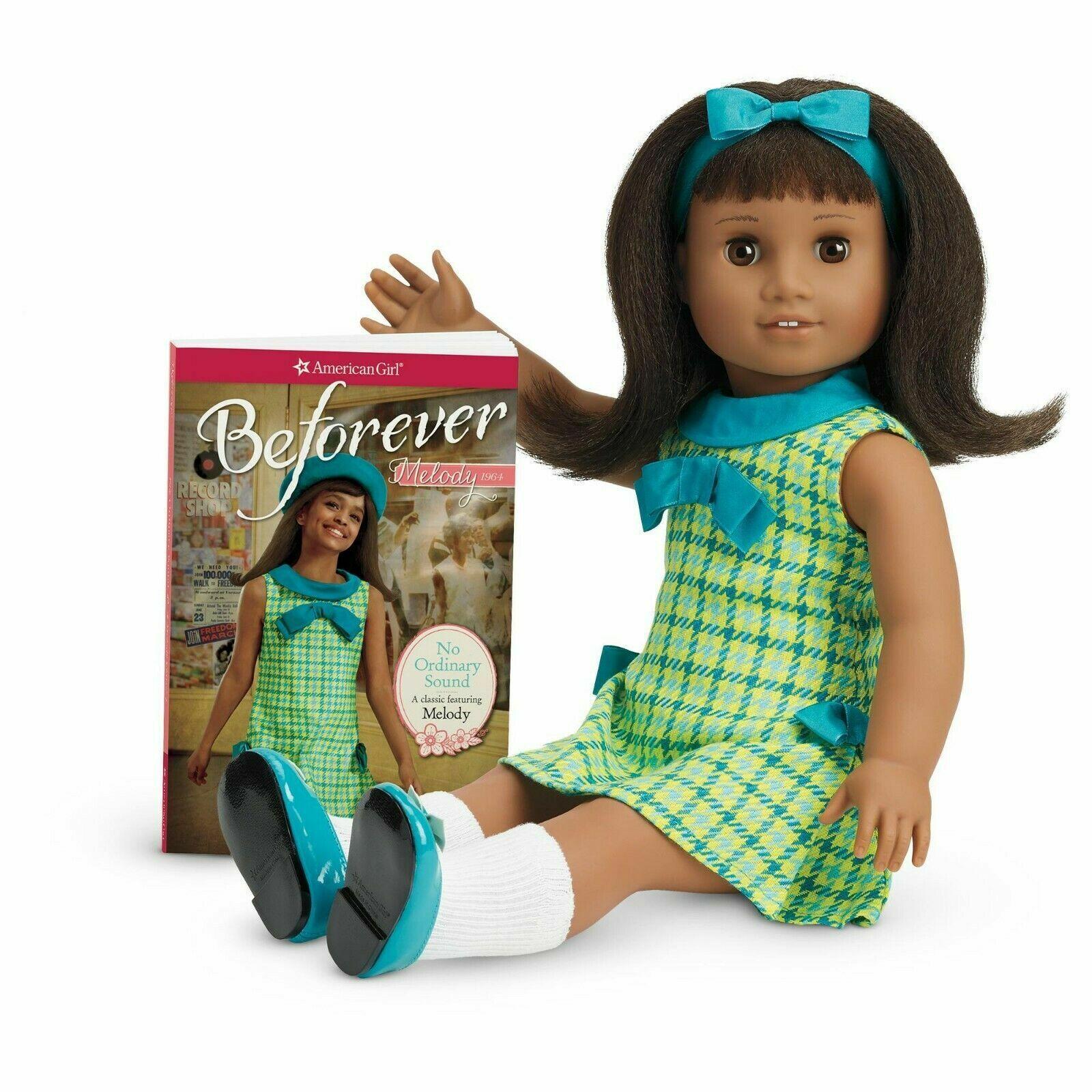 American Girl Beforever Melody Ellison Doll 18