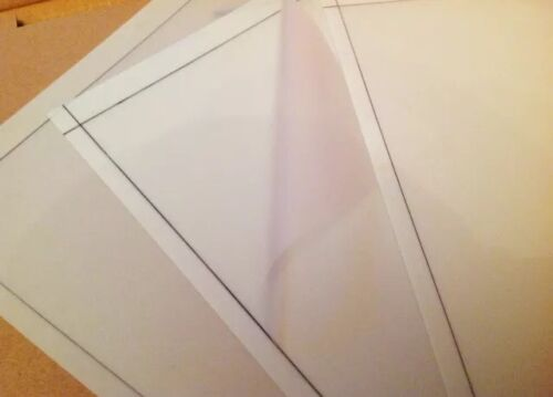 Why spend ££ on mats? Silhouette Cameo Value cutting mat x3 Pack Carrier sheet