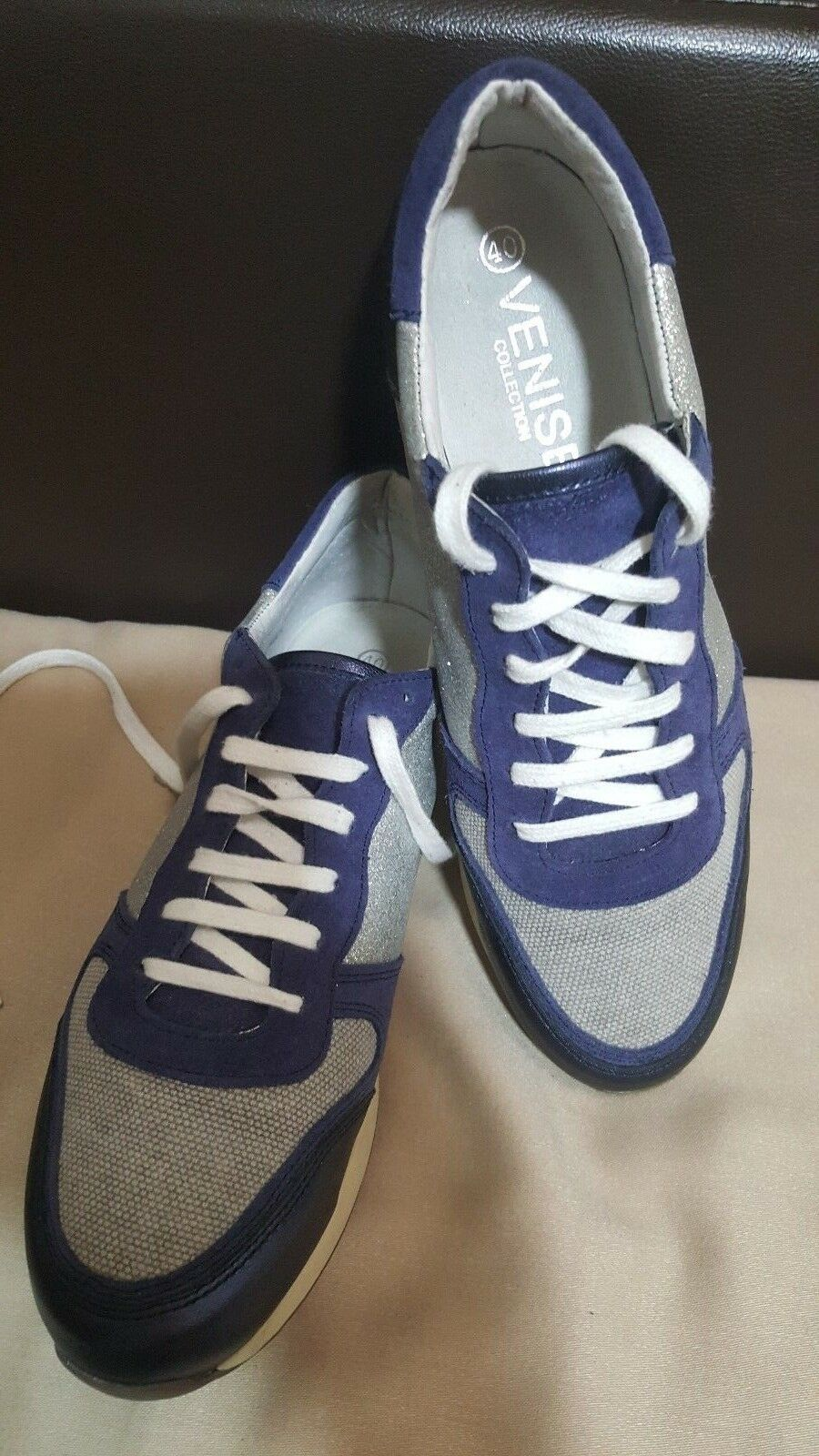 VENISE COLLECTION Made in Spain Women's Sneakers -size UK 7  EU 40-