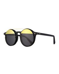 Sunday-Somewhere-Matahari-Dua-Round-Acetate-amp-Metal-Sunglasses-BRAND-NEW-w-TAGS