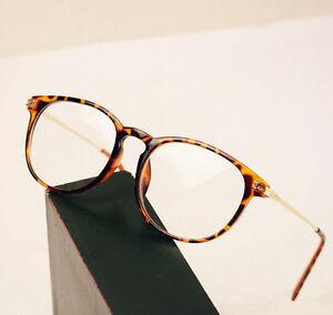 65a3c4e6caa Image is loading Vintage-Men-Women-Eyeglass-Frame-Glasses-Retro-Spectacles-