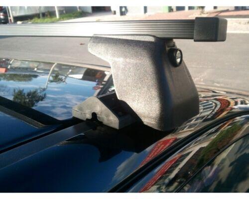 lock 130cm Volvo VW Saab Porsche Roof Rack Cross Bars C-15