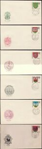 CZECHOSLOVAKIA-1971-Coat-of-Arms-FDC-unaddressed-D8677