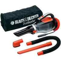 Black & Decker BDH1220AV - Gray/Red - Handheld Cleaner Vacuums