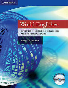 World-Englishes-Paperback-with-Audio-CD-Implications-for-International-Communic