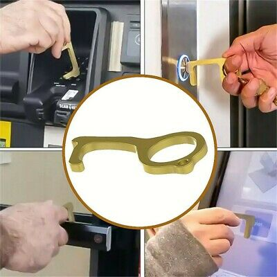 Portable Anti-Secondary Stick Zero Touch Tools Opening Door Artifact Useful #co