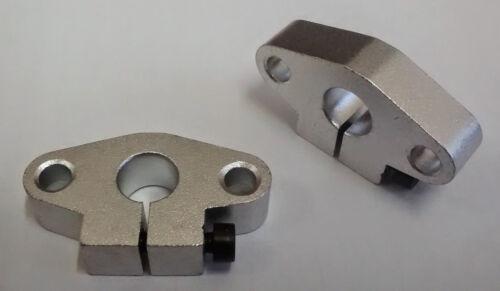 CNC /& 3D Printer 10mm Linear Rail SHF10 Bracket Rod Support Shaft
