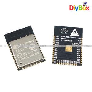 Details about ESP8266 ESP32 ESP32S ESP-32S WiFi/WLAN+Bluetooth Module Dual  Core 240MHz
