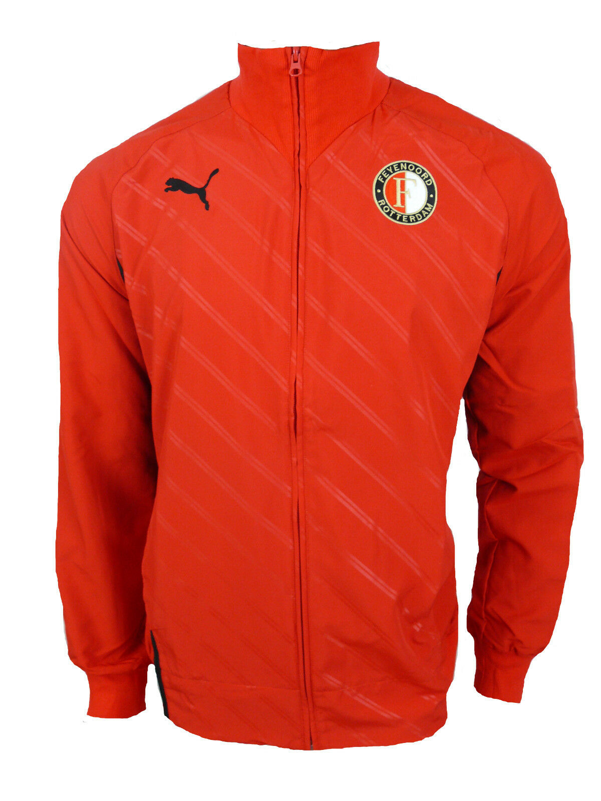 Puma Feyenoord redterdam Veste Sweat Veste GR.M
