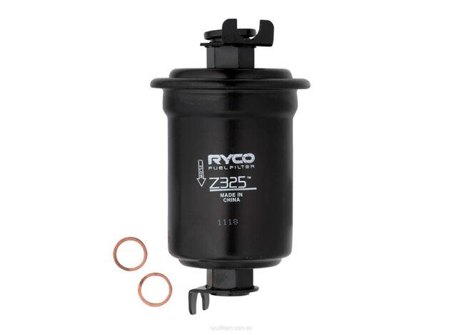 Ryco Fuel Filter Z325 fits Toyota Cressida 2.8 i (MX73), 3.0 i (MX83)