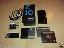 BlackBerry Z10 16GB in OVP, ohne Simlock, UMTS/HSDPA, 8MPIX, 2J. Garantie