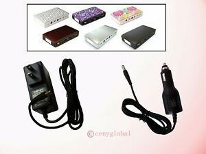 Details About Ac Dc Adapter For O Halo Bolt Wireless Portable Car Jump Starter Series Charger