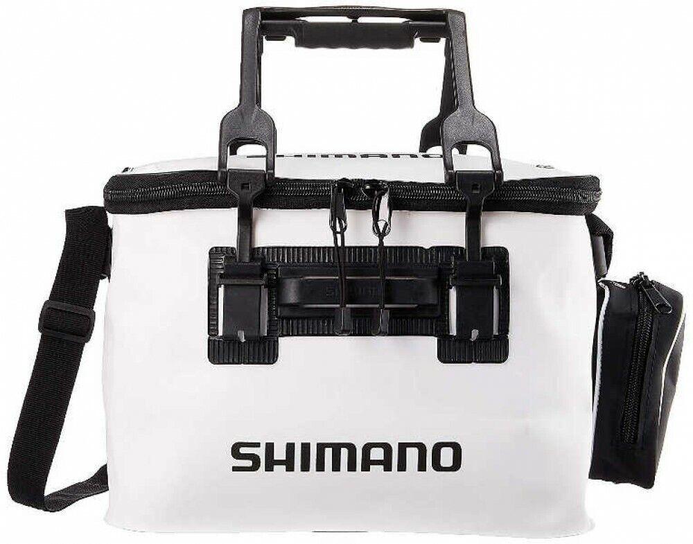 Contenedor De Pesca Shimano BK-026Q Caja Ev 40cm blancoo rápido envío desde Japón EMS