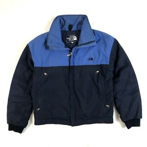 1cc41ae1e Details about Rare Vintage 80's The North Face Down Puffer Bomber Jacket  Made in USA