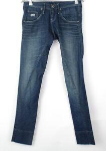 G-STAR RAW Women Breaker Tapered Stretch Jeans Size W26 L32