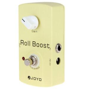 JOYO-JF-38-Roll-Boost-Guitar-Effects-Pedal-Clean-Volume-Boost-Guitar-Pedal