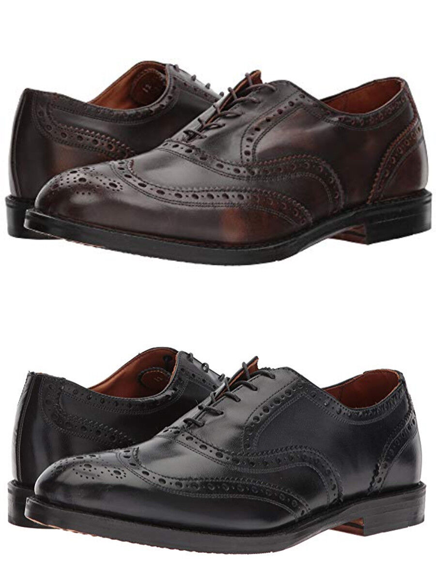 Allen Edmonds Uomo Whitney Wingtip Blucher Lace Up Business Casual Dress Shoes