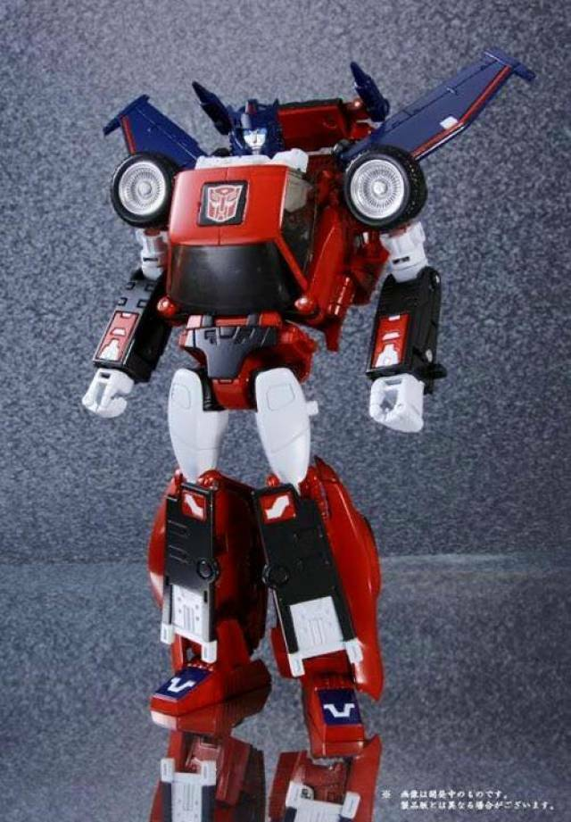 Takara Transformers Masterpiece MP-26 Road Rage ROADRAGE in USA maintenant