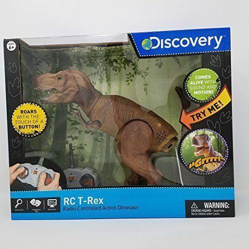 Discovery kids t - rex - dinosaurier - spielzeug animierte batterie aktion sound zu bewegen