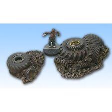 Armorcast 28mm Resin Terrain ACSTPA001 ScrapTech Tire Pile #1 (2 Pcs) Unpainted
