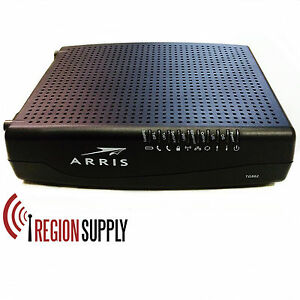 Arris Tg862g Wireless Telephony Cable Modem Router Gateway