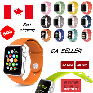 Silicone-Sports-Band-for-iWatch-5-4-3-2-Bands-Rubber-Watchband-Strap-38-40-42-44