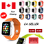 Silicone-Sports-Band-for-iWatch-5-4-3-2-Bands-Rubber-Watchband-Strap-38-40-42-44 thumbnail 1