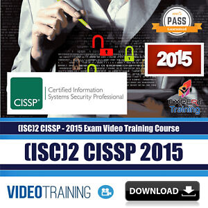 Details about Certified Info Systems Security Professional (CISSP) 2015  Video Course DOWNLOAD