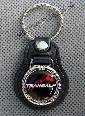 Costruttivo Honda Transalp Xl650v Portachiavi Ring Chain Holder Keyring Keychain Keyholder