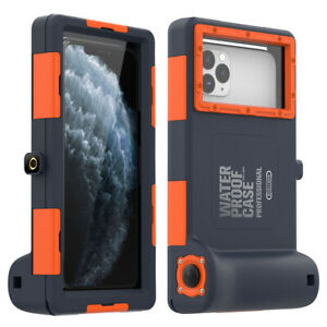 15m Waterproof Underwater Diving Photo Camera Phone Case Cover For Apple Samsung Ebay